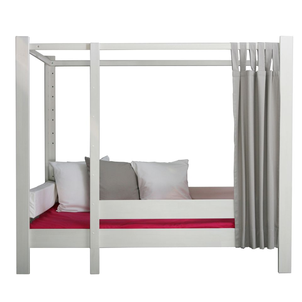de breuyn destyle basisbett 100 b weiss im wallenfels onlineshop. Black Bedroom Furniture Sets. Home Design Ideas