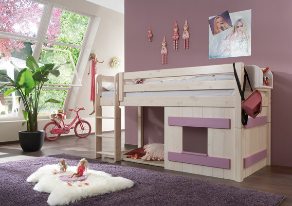 infans dekorelement f r halbhohe spielbetten im. Black Bedroom Furniture Sets. Home Design Ideas
