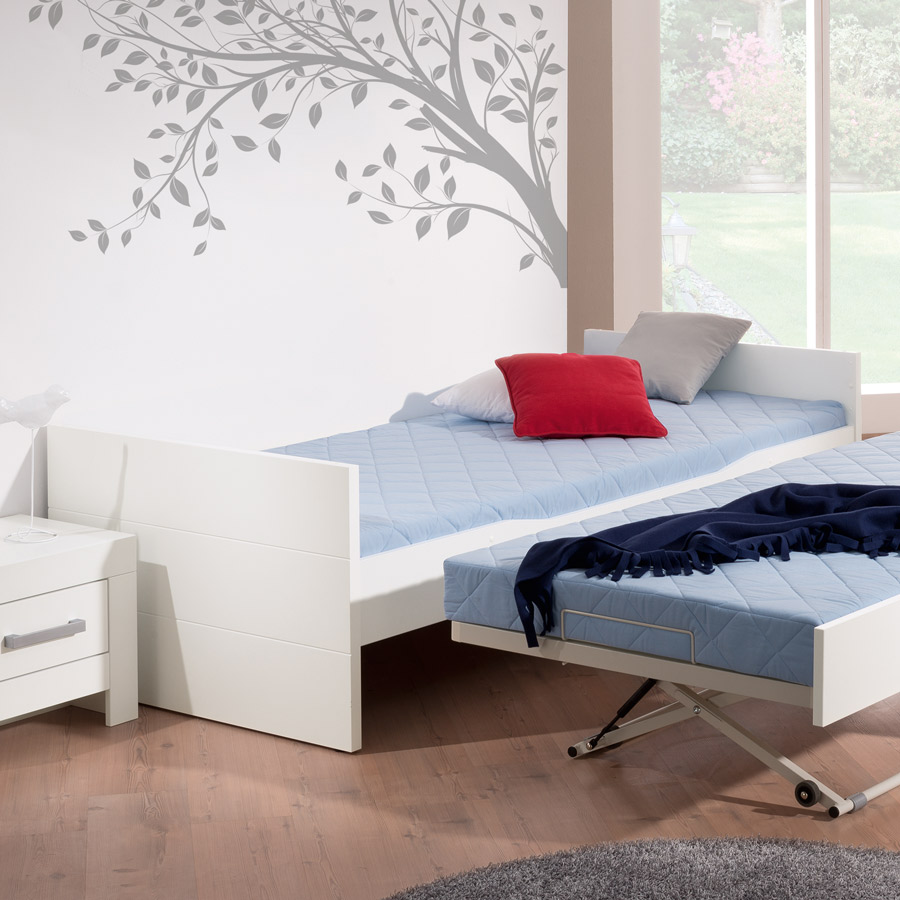 paidi fiona liege 90 x 200 cm inkl lattenrost im wallenfels onlineshop. Black Bedroom Furniture Sets. Home Design Ideas
