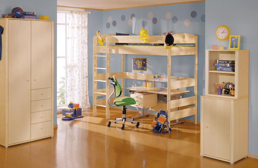 paidi fleximo kinder und jugendzimmer. Black Bedroom Furniture Sets. Home Design Ideas