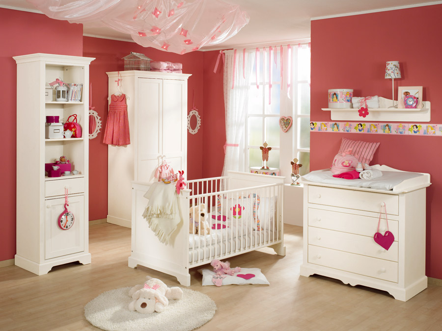 paidi sylvie babyzimmer. Black Bedroom Furniture Sets. Home Design Ideas