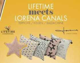 Lifetime Lifetime MEETS Lorena Canals