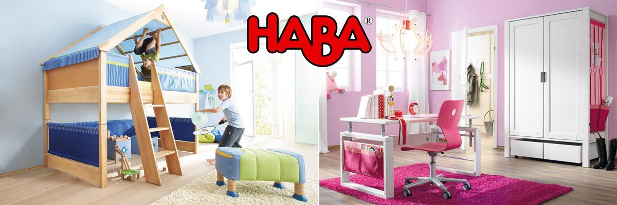 Exklusive Kindermöbel aus Birke und Buche von Haba