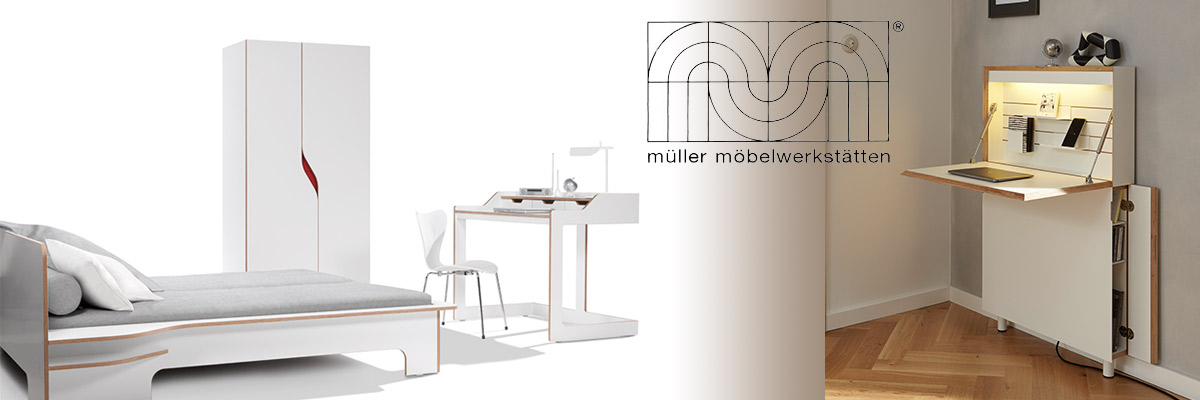 m ller m belwerkst tten im wallenfels onlineshop. Black Bedroom Furniture Sets. Home Design Ideas
