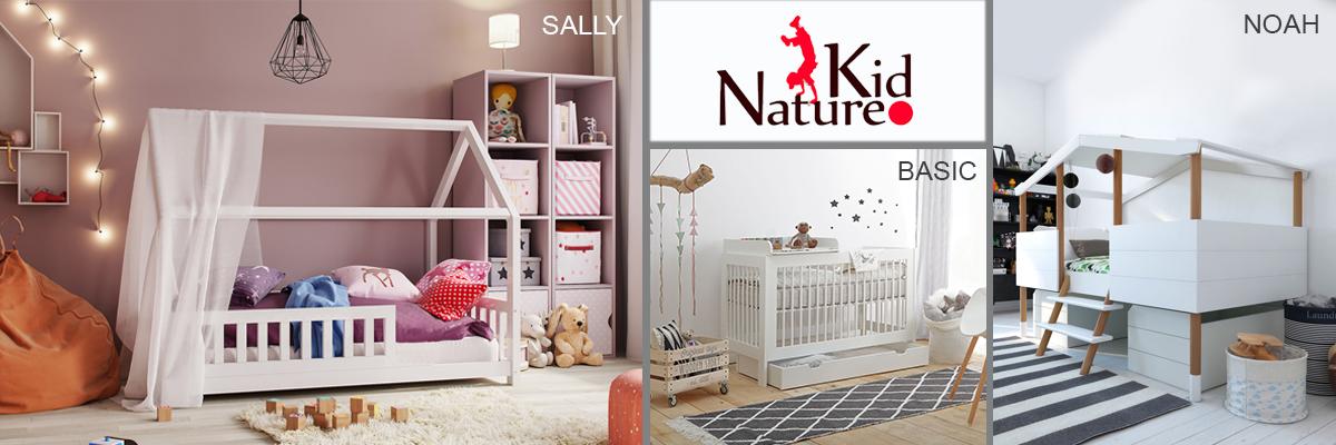 Nature Kid - schöne Kindermöbel aus Massivholz, viele verschieden Serien