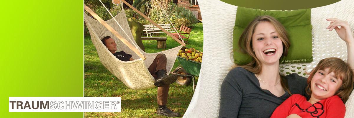 Bequeme Hängestühle und Hängematten aus Baumwolle von Mira Art