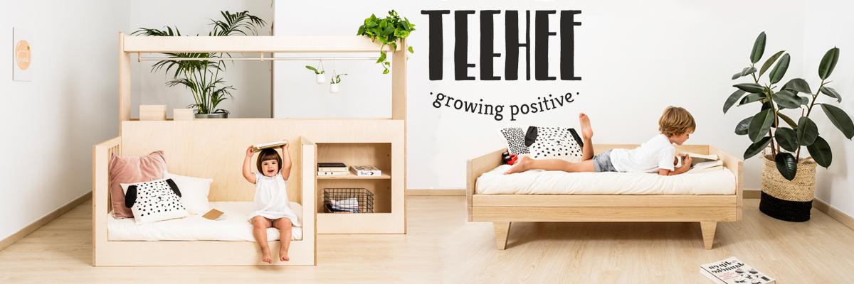 Baby- und Kleinkindermöbel von dem spanischen Label Teehee