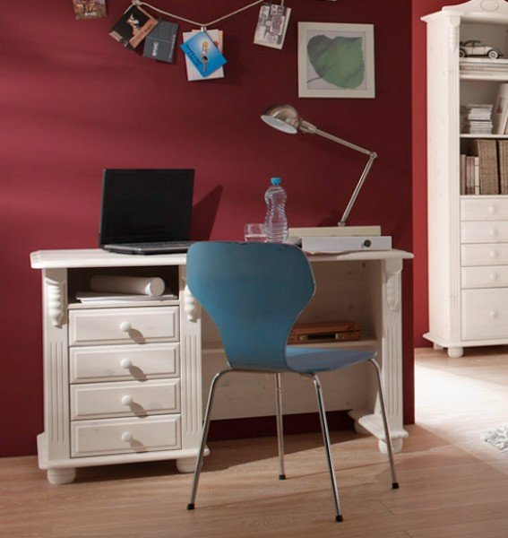 Infans Romantik Schreibtisch mit 4 Schubladen