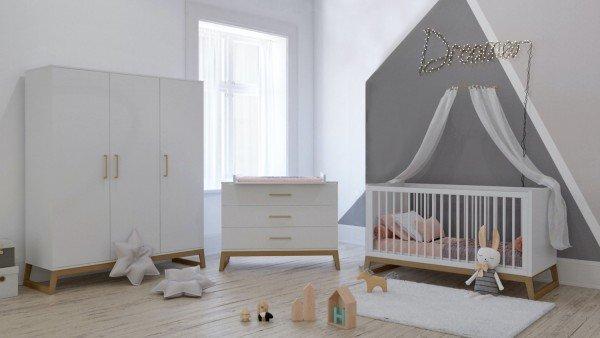 Kinderzimmer Paula 4-teilig