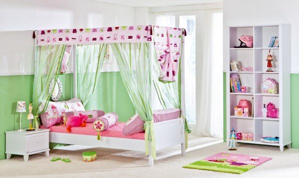 Sophia - Kinder und Jugendzimmer