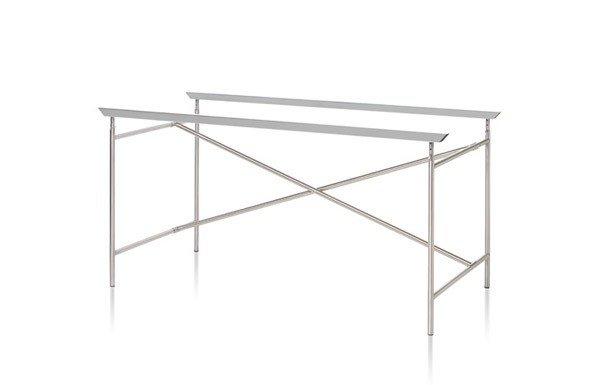 Beispiel Tischplattenverstärker auf einem E2 Tischgestell