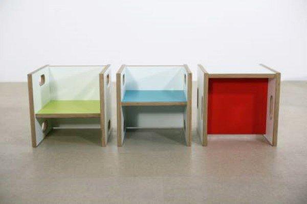 De Breuyn Wandelstuhl, Sitzfläche in 10 Farben möglich!