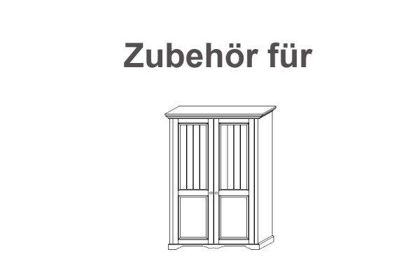 Zubehör für 2-türigen JZ Kleiderschrank Cinderella Premium