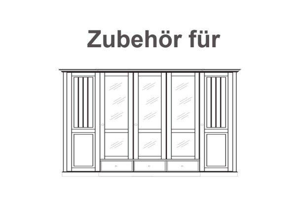 Zubehör für 5-türigen SZ Kleiderschrank Cinderella Premium