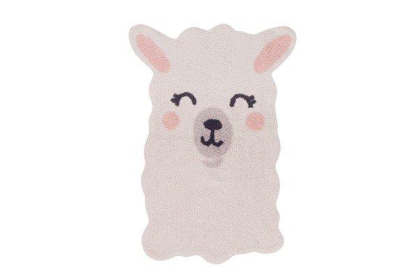 Teppich Smile Like a Llama 120 x 82 cm
