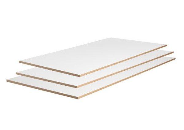 Melamin-Tischplatte für E2 Tischgestelle