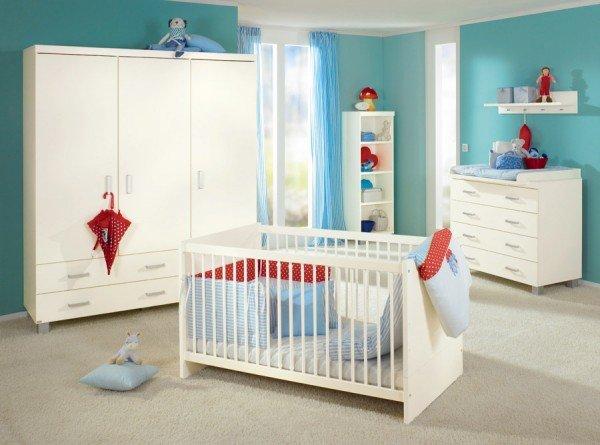 Biancomo - Babyzimmer ein traum in weiß