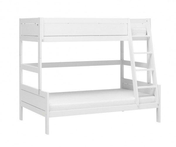 Lifetime Etagenbett Family in deckend weiß, auch in whitewash und grey erhältlich