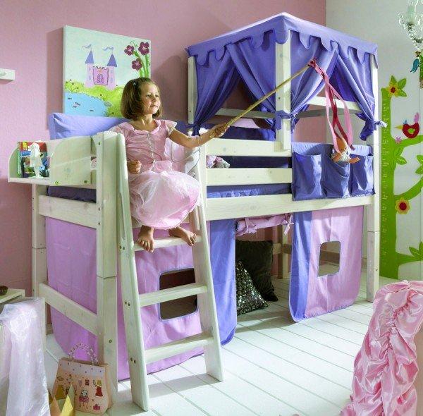Infans Prinzessinenbett