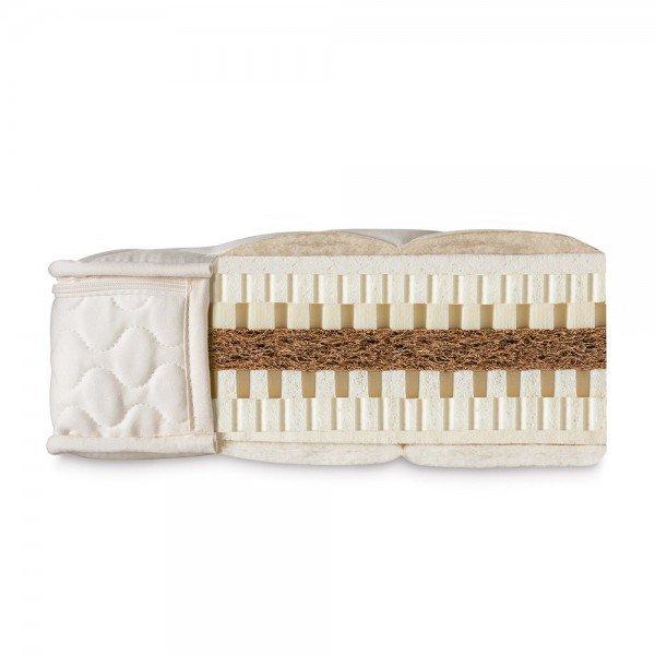 Dormiente Naturmatratze Natural Eco Plus aus Kokos mit Latex