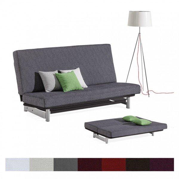 Dormiente Schlafsofa Welcome, Bezug in sehr viel Stoffen und Farben erhältlich!