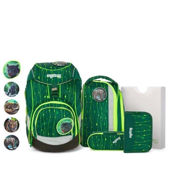 Schulrucksack Pack-Set RambazamBär, 6-teilig