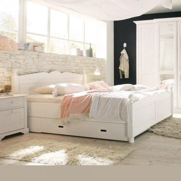 Doppelbett Cinderella Premium in 200 x 200 cm
