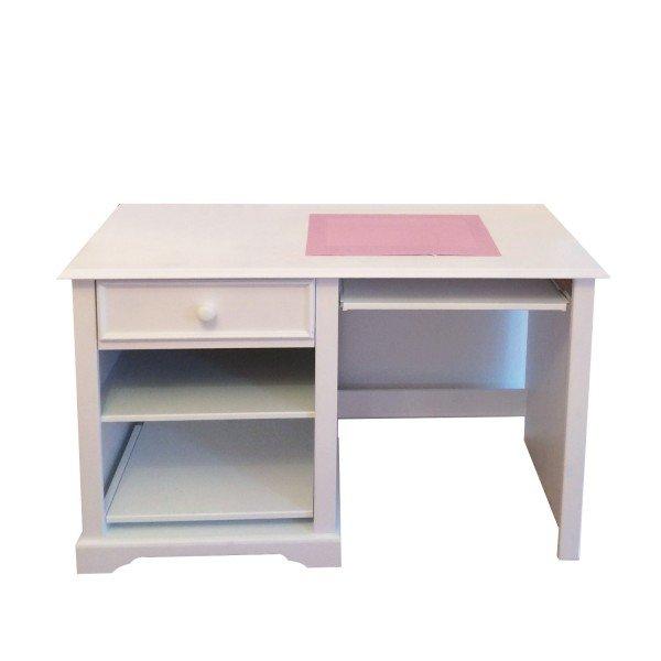 Cinderella Premium Schreibtisch mit Tastatur- und Druckerauszug