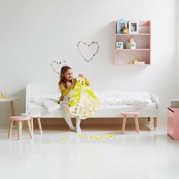 Play Einzelbett in weiß