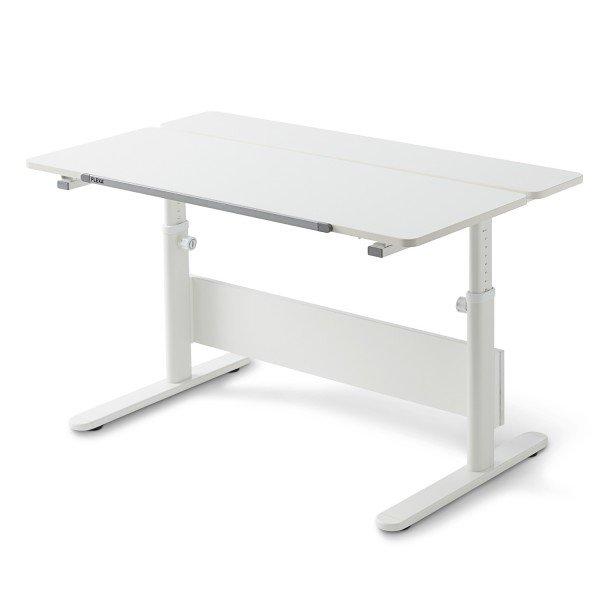 Flexa Study Schreibtisch Evo GT in deckend Weiß, B 120