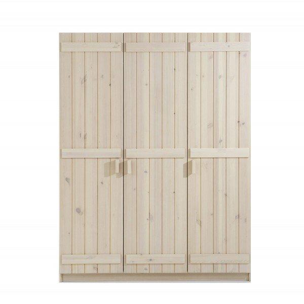 Infans Kleiderschrank 804 mit 3 Türen, weiß