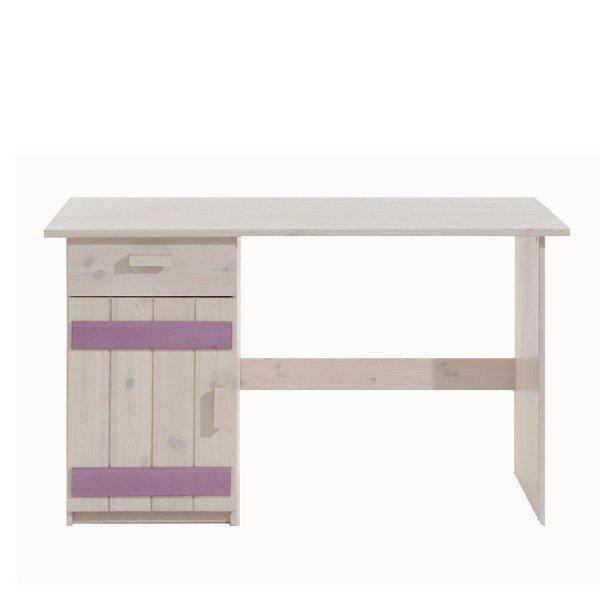 Infans Schreibtisch 810, weiß/ flieder
