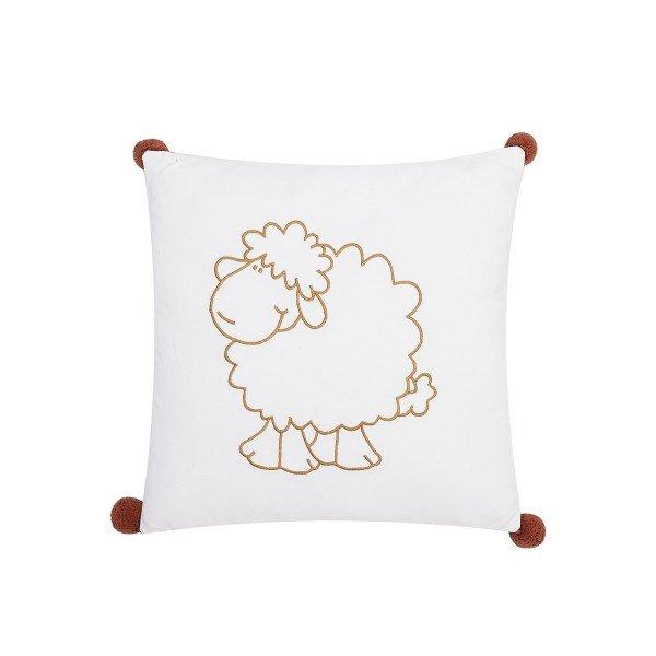 Kissen Schaf 45 x 45 cm