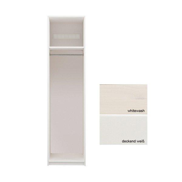 Lifetime Grundelement 50 cm breit, kann mit Türen und Griffen versehen werden.