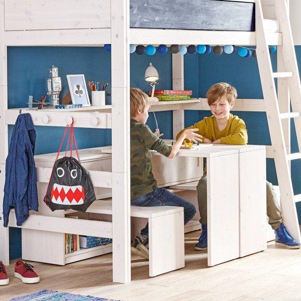 Lifetime Play & Store mit 2 Tischplatten und 2 Bänken