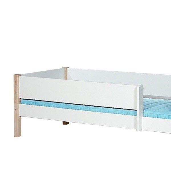 Vordere 3/4 Standard-Absturzsicherung, L 156 cm, für 200 cm Betten
