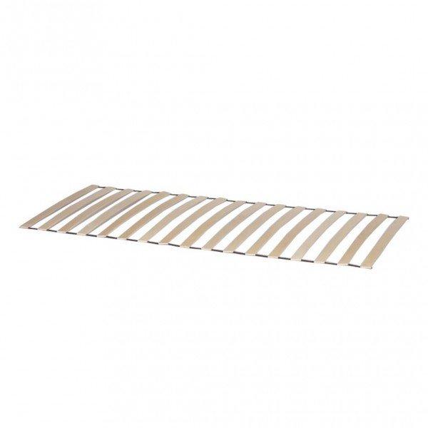 Rollrost aus Birke (B 90 / L bis 200 cm, 17 Leisten)