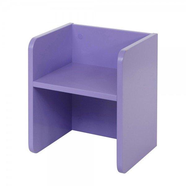 Wandelhocker für Kleinkinder, Light purple, mittlere Sitzposition