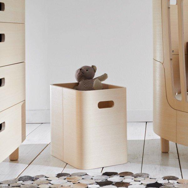 Mild Aufbewahrungsbox Esche ohne Deckel