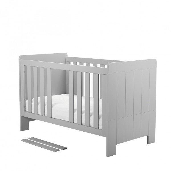 Nature Kid Almo Kinderbett 70 x 140  mit herausnehmbaren Sprossen