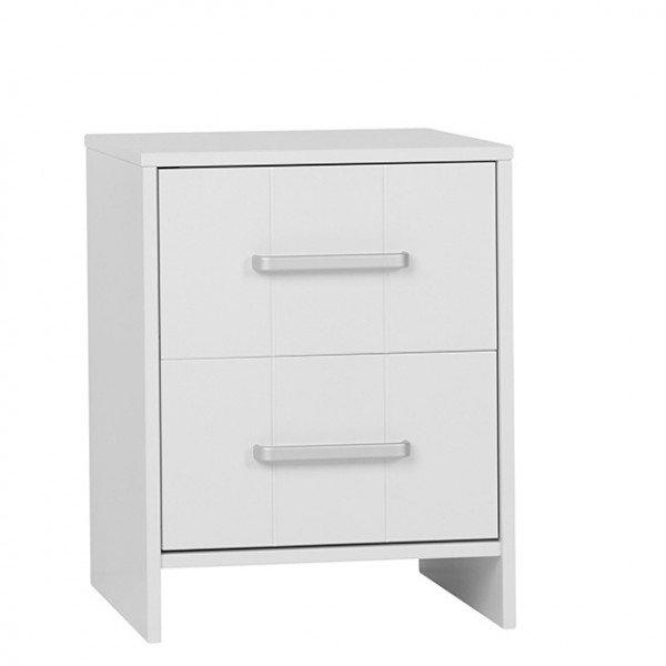 Nature Kid Almo Schreibtischcontainer in weiß