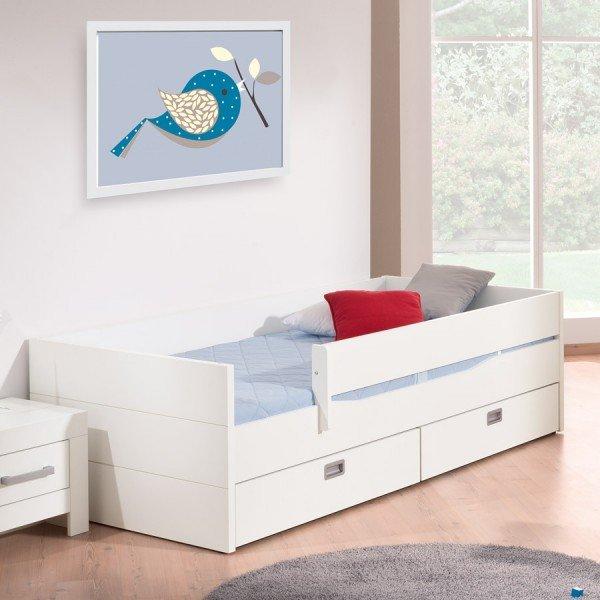 Paidi Fiona Liege (Fallschutz, Schutzseite und Bettkästen optional)