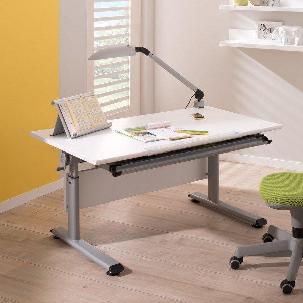 Paidi Marco 2 Schreibtisch in Kreideweiß