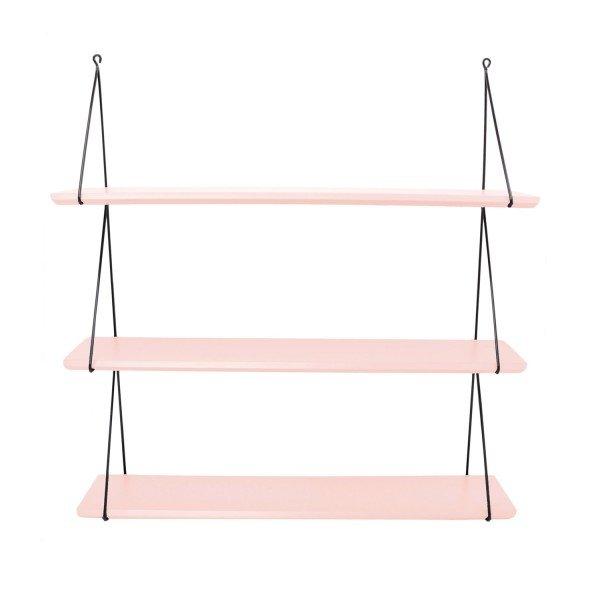 Wandregal Shelfie Babou 3, Light Pink