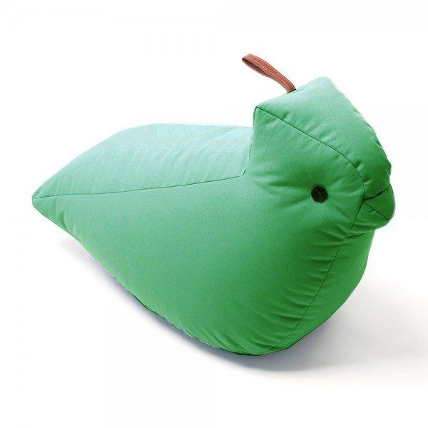 Sitting Friends Sitzsack Piep in grün (Farbe nachgestellt)