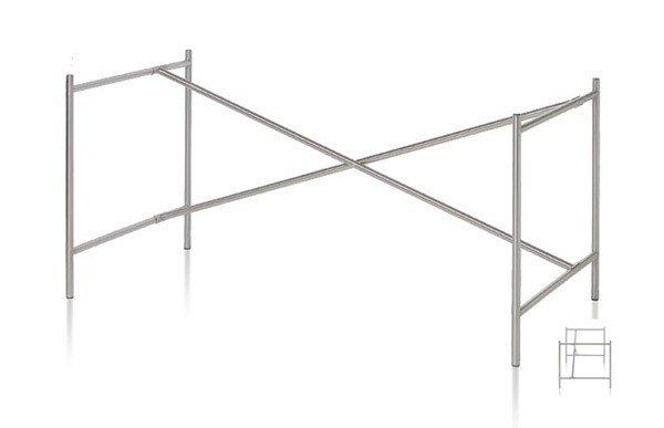 E2 Tischgestell für Erwachsene (Maße wählbar)