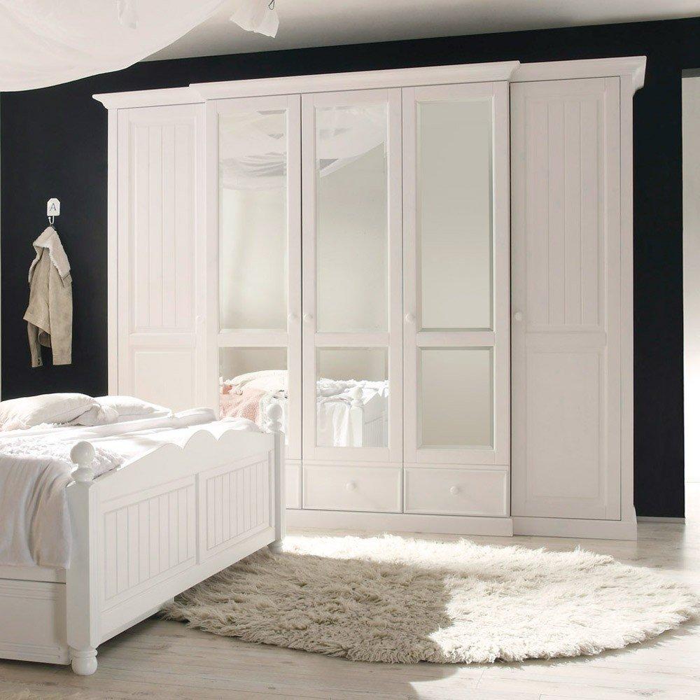 Cinderella Premium Schlafzimmer Kleiderschrank Mit 5 Turen Im