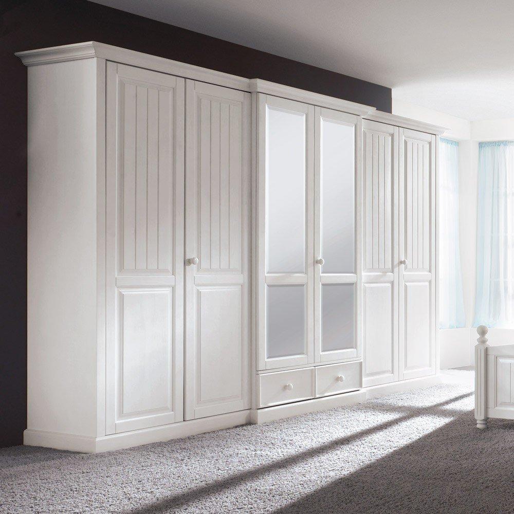 Cinderella Premium Schlafzimmer Kleiderschrank Mit 6 Turen Im