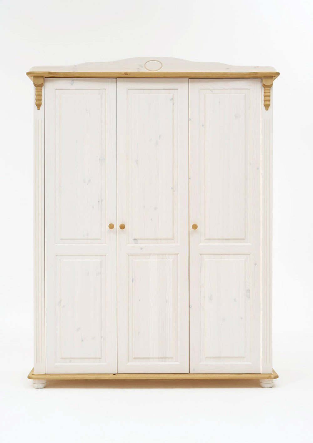 infans romantik kleiderschrank 3 trg 103 im wallenfels. Black Bedroom Furniture Sets. Home Design Ideas