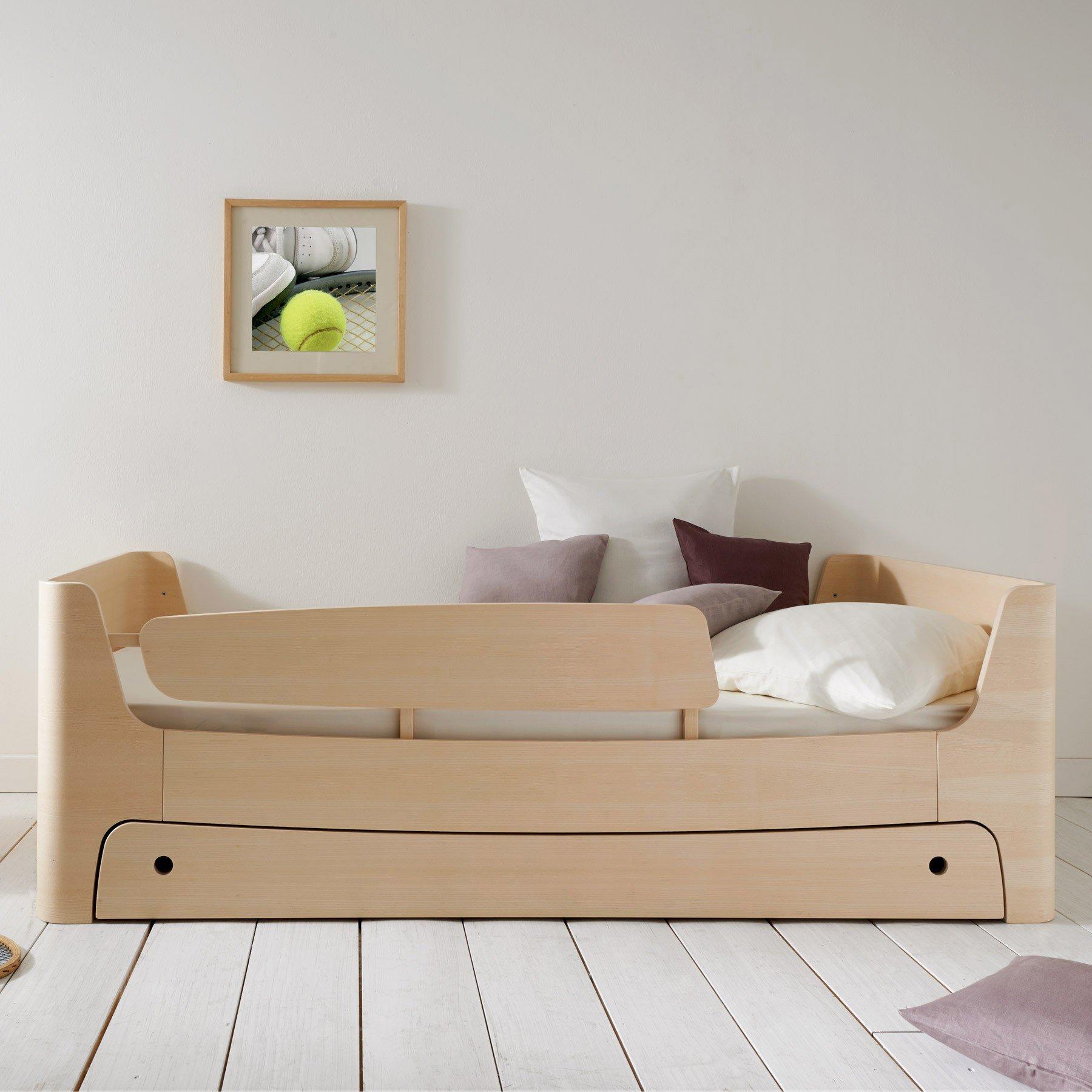 mild wild designer kombination aus jugendbett mit. Black Bedroom Furniture Sets. Home Design Ideas